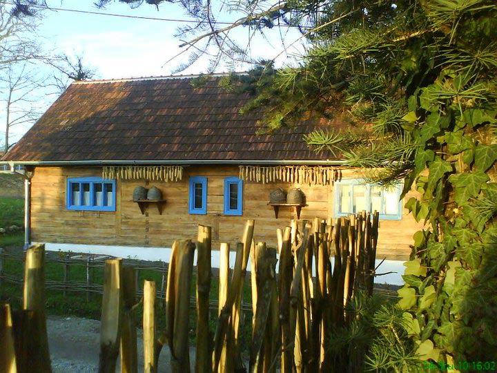 Drvena kuća