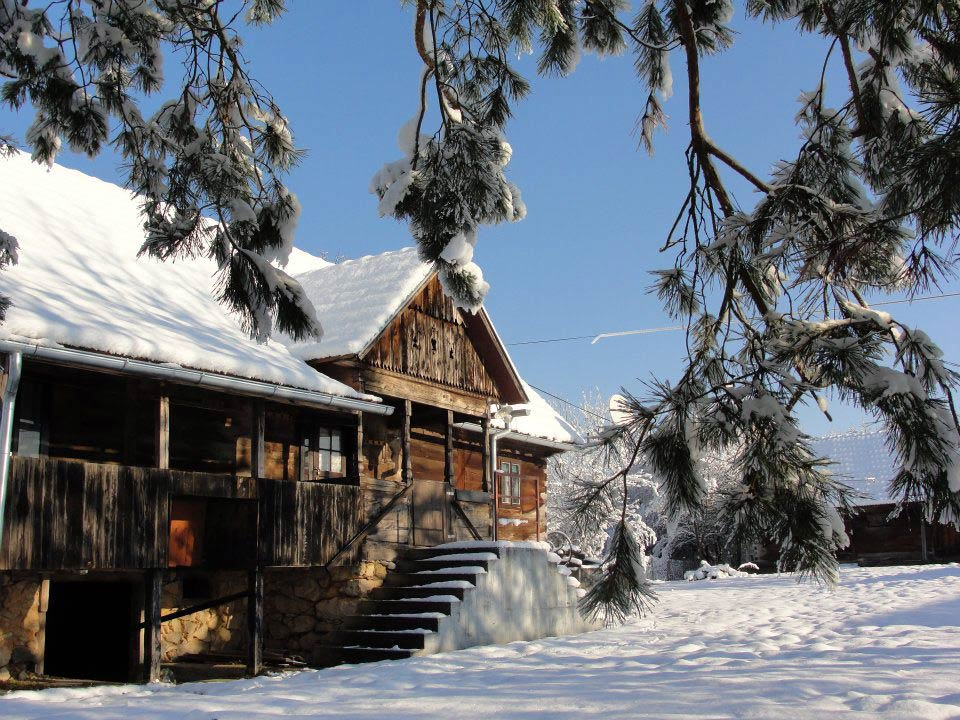 Zimski pejsaž